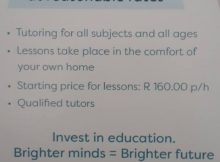 Bravura - Professional Private Tutors - South Africa