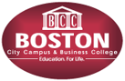 Boston City Campus and Business College-logo