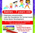 Kindermusik Classes Constantia Park - Pretoria