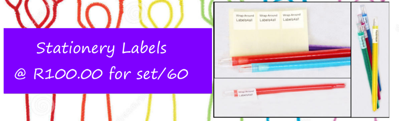 Labels4All - Stationery Labels