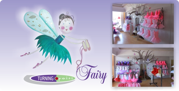 Turning Point Fairy - logo