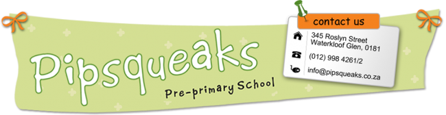 Pipsqueaks Nursery school