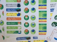 Its Mine Labels - School Labels - Kids Labels