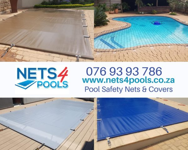 Removable Pool Safety Nets