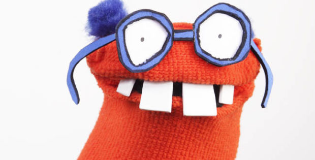Sock Puppet | Kous Pop